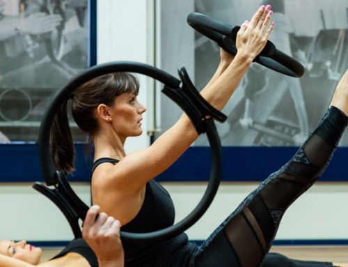 What to expect in Pilates Group Classes
