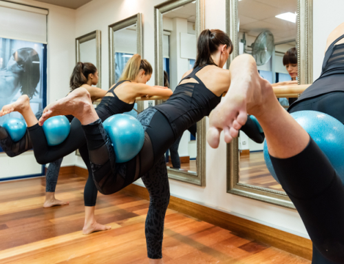 What to Expect in a Barre Class